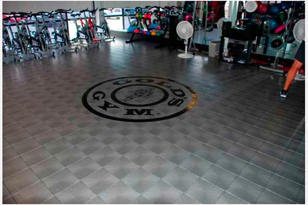 Fitness and Weight Room Floors 2
