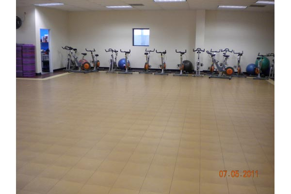Fitness and Weight Room Floors 5