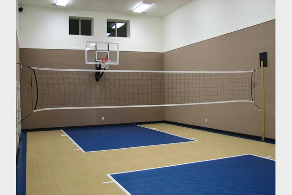 Home Gym Courts 3