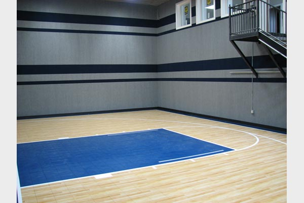 Home Gym Courts 4