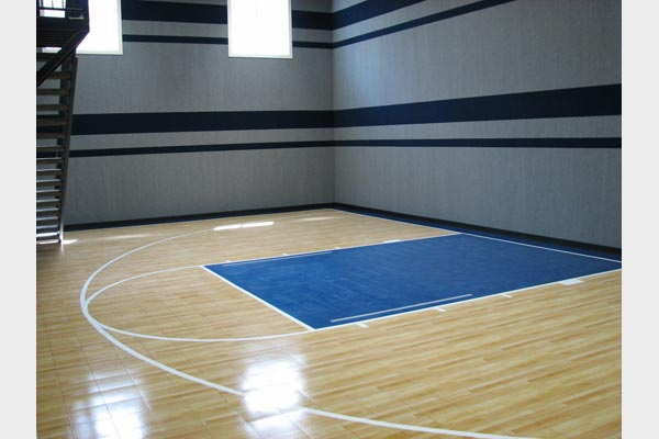 Home Gym Courts 5