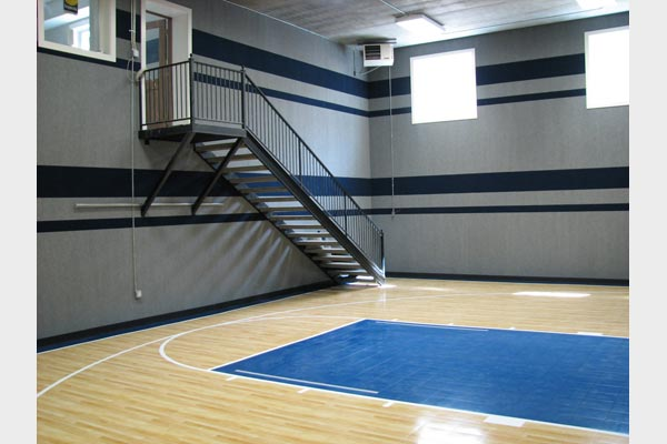 Home Gym Courts 6