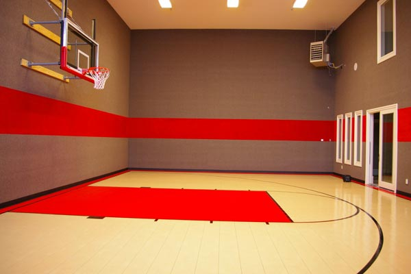 Home Gym Courts 9
