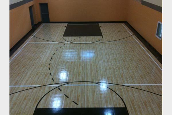 Home Gym Courts 13
