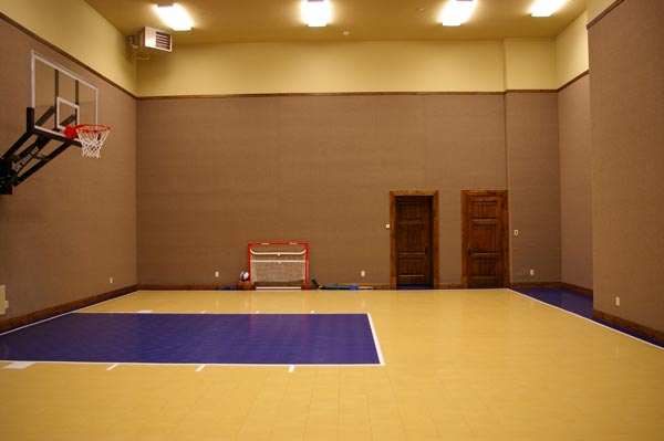 Home Gym Courts 15