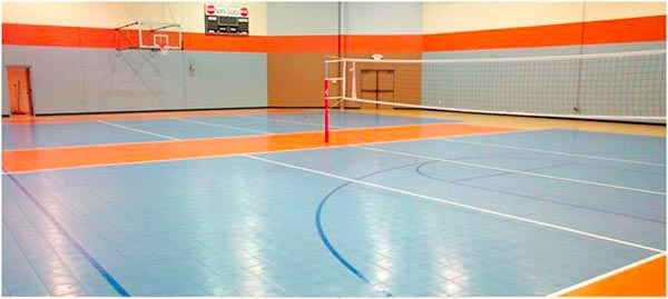 Volleyball Courts Gallery – Sport Court® Houston